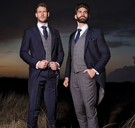 Menswear Wedding Trends 2019