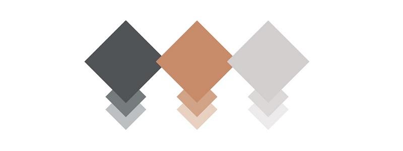 Dyfed Menswear colour palette