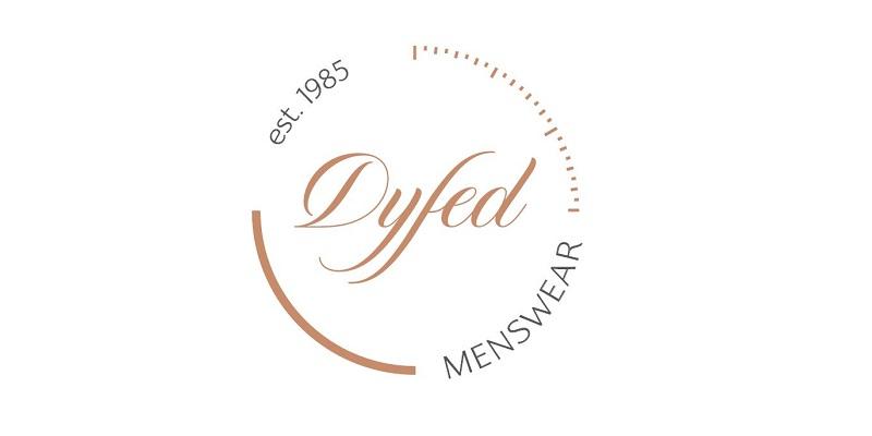 Dyfed Menswear stamp