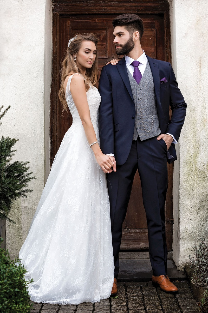 more photos color brilliancy best Why choose a Tweed wedding suit | Dyfed Menswear